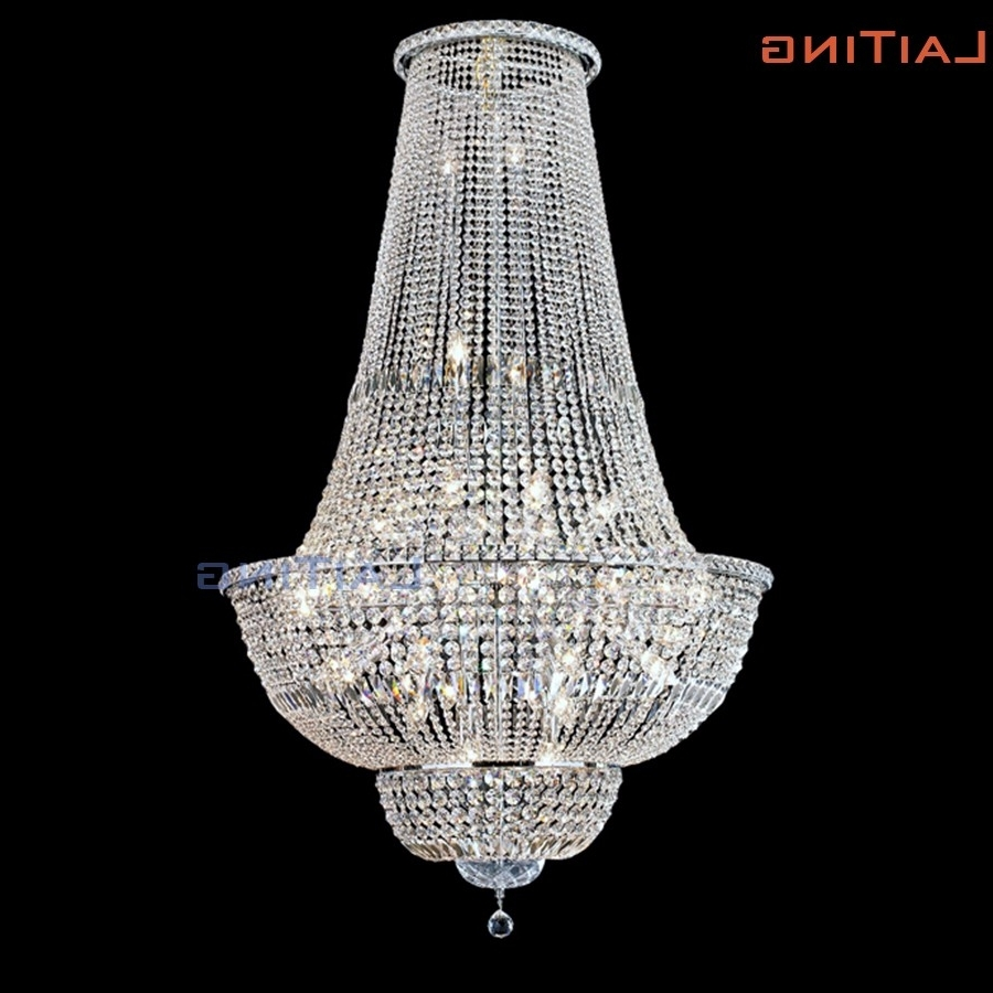 Featured Photo of Egyptian Crystal Chandelier