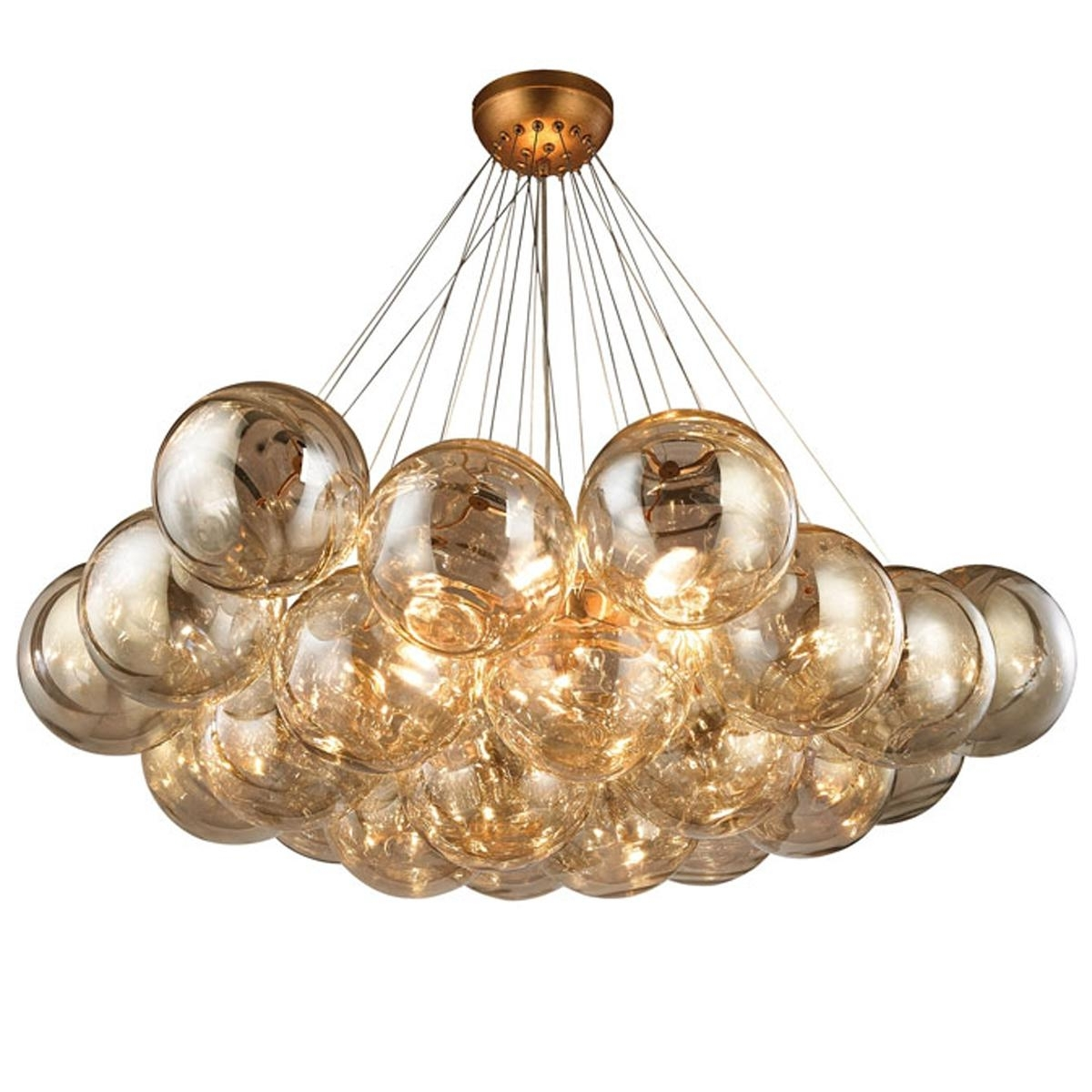 2019 Large Globe Chandelier For Large Foyer Multi Globe Chandelier – Trgn #4144F7Bf (View 1 of 20)