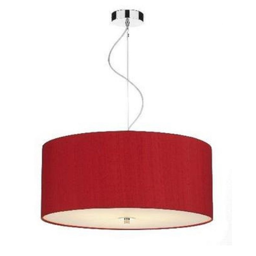 2019 Modern Red Chandelier Intended For Chandeliers : Reder Lamp Shades Rectangular For Table Lamps Large (View 17 of 20)