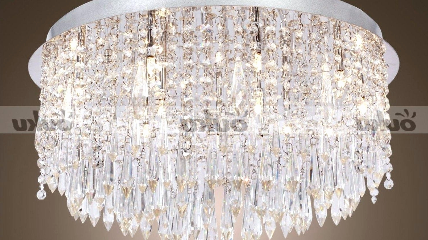 28 Elegant Chandeliers For Low Ceilings Images (View 2 of 20)