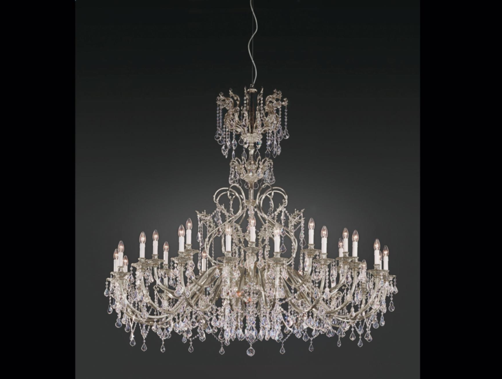 7 Light Chandelier Costco Swarovski Crystal Chandelier Costco All With Most Recently Released Costco Chandeliers (Gallery 6 of 20)