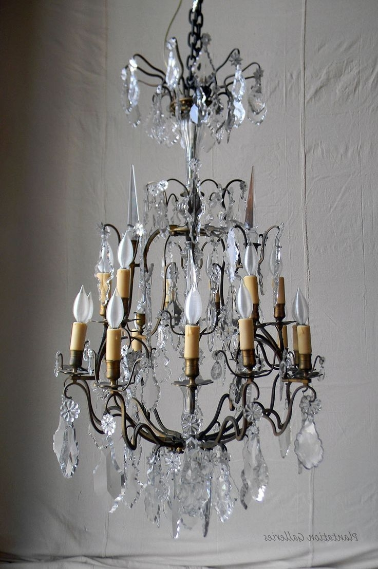 81 Best Elegant Vintage Lighting Images On Pinterest (Gallery 12 of 20)