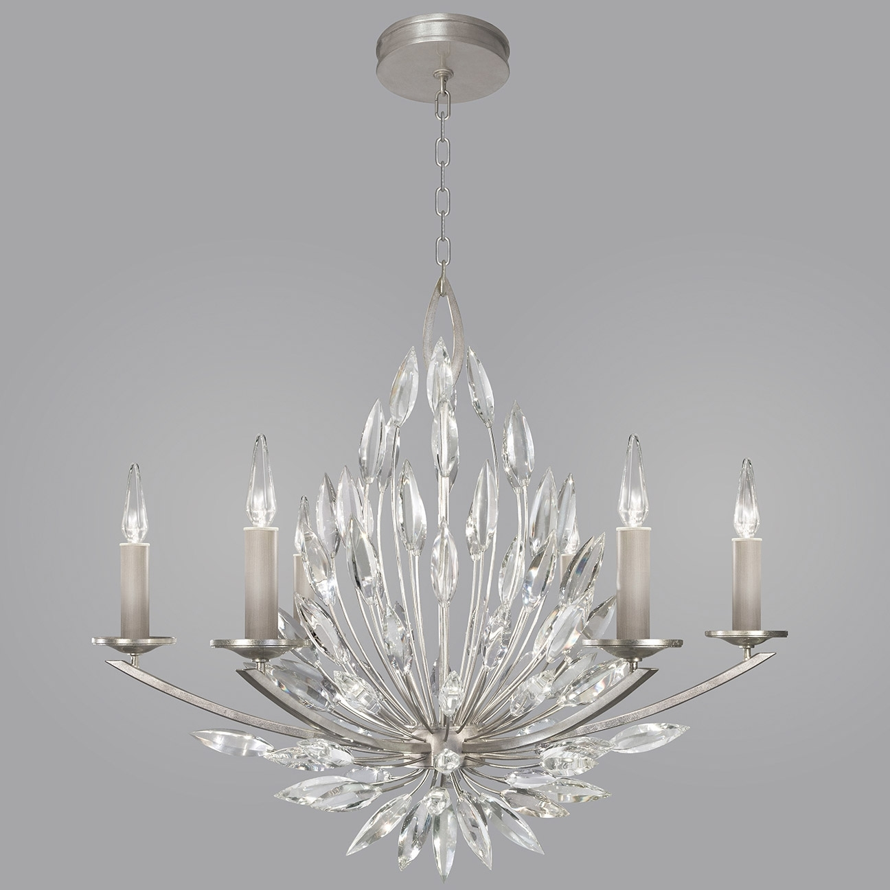 881140 Inside Trendy Lily Chandeliers (Gallery 10 of 20)