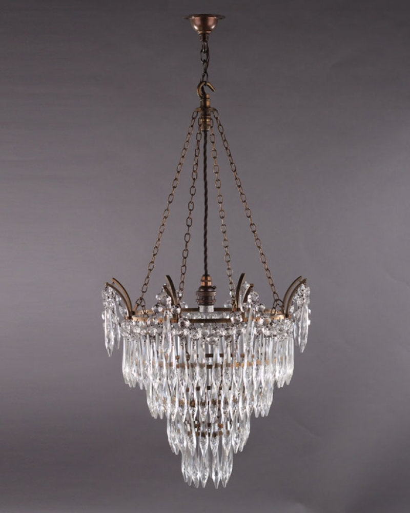 Affordable Modern Home Decor Regarding Well Known Retro Chandeliers (View 2 of 20)