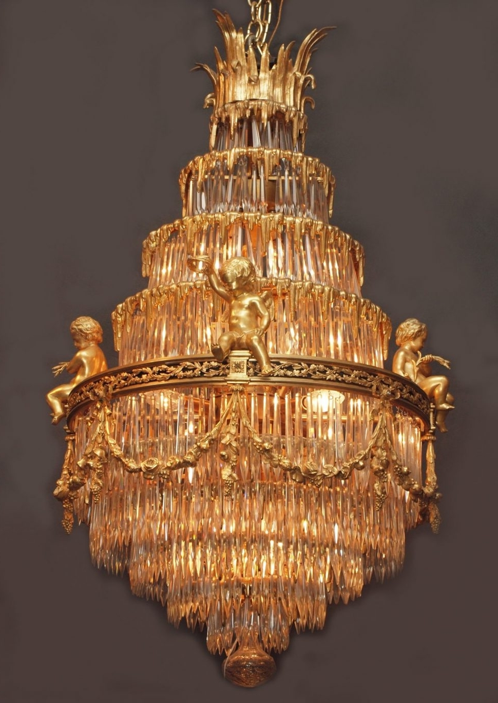 Antique Chandeliers Chicago Tags : 59 Gracious Antique Chandeliers In Well Known Antique Chandeliers (View 4 of 20)