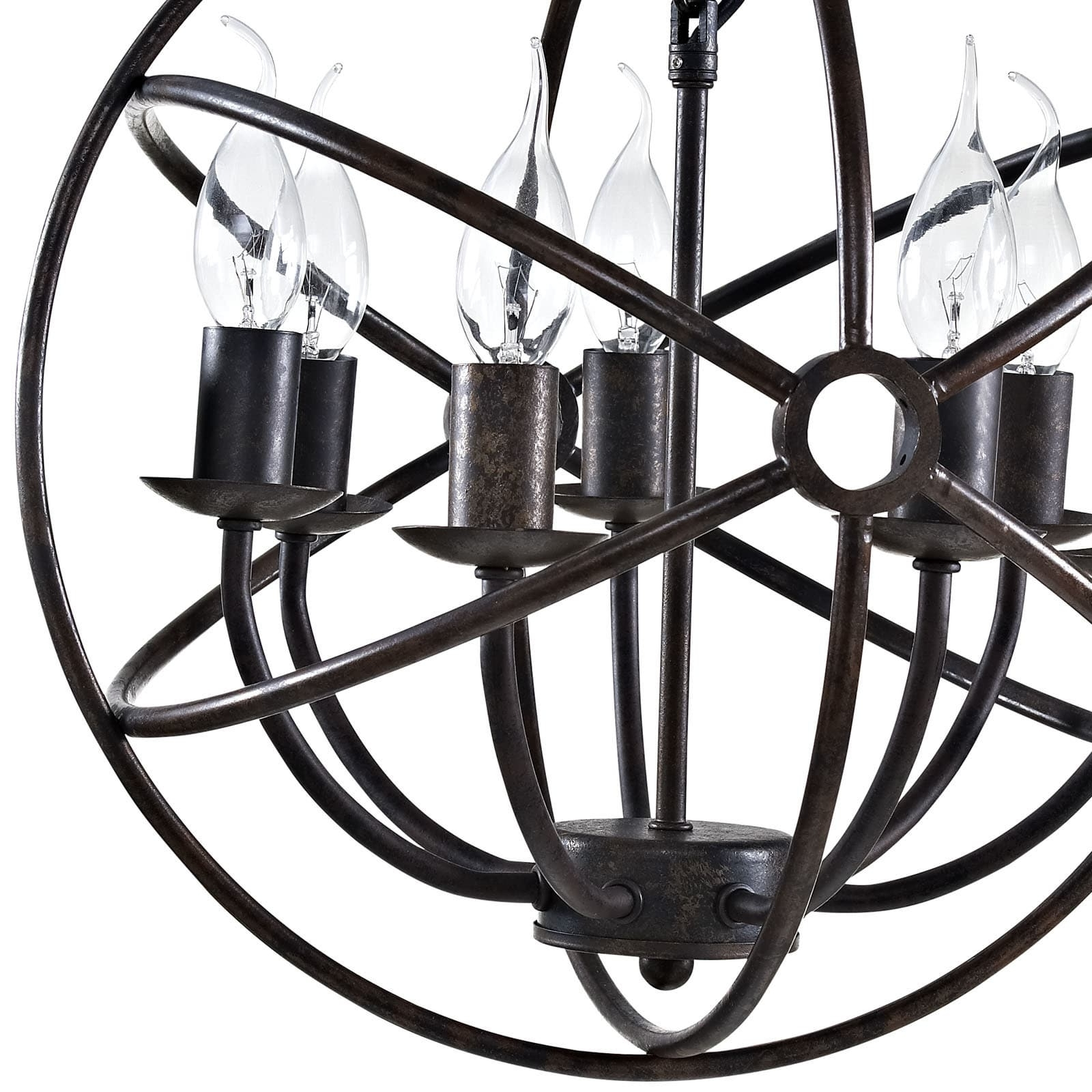 Atom Chandelier – Free Shipping Today – Overstock – 18319941 For Most Popular Atom Chandeliers (View 2 of 20)