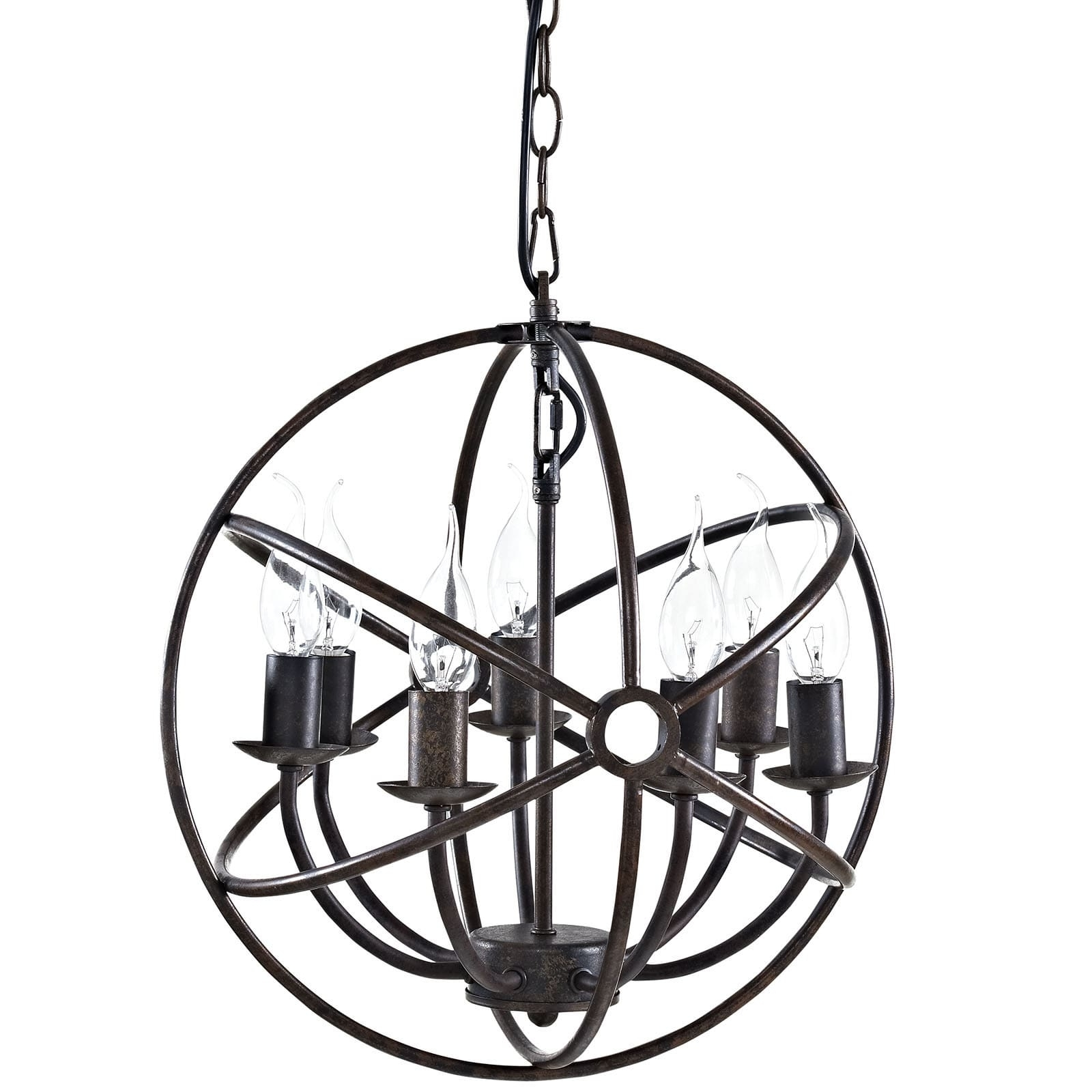 Atom Chandelier – Free Shipping Today – Overstock – 18319941 With Regard To Best And Newest Atom Chandeliers (View 3 of 20)