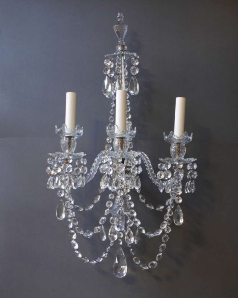 Awesome Wall Sconces And Matching Chandeliers Wall Lights Throughout Most Popular Chandelier Wall Lights (View 4 of 20)