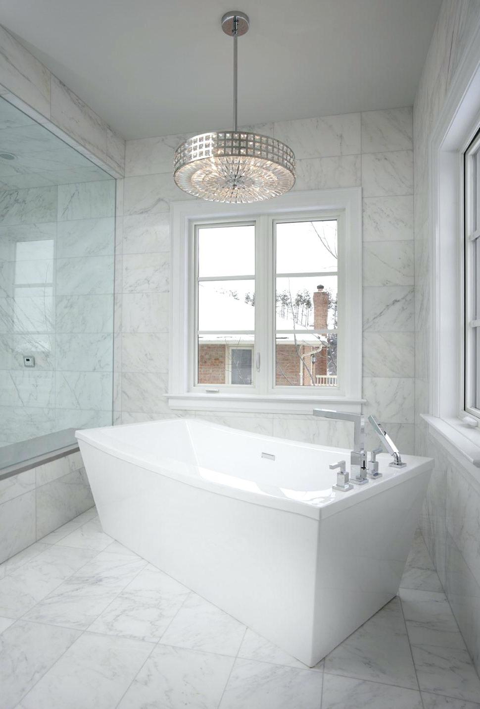 Bathroom Chandelier Lighting Within Popular Bathroom Chandelier Lighting With Tended Lightg Modern Ideas (View 5 of 20)
