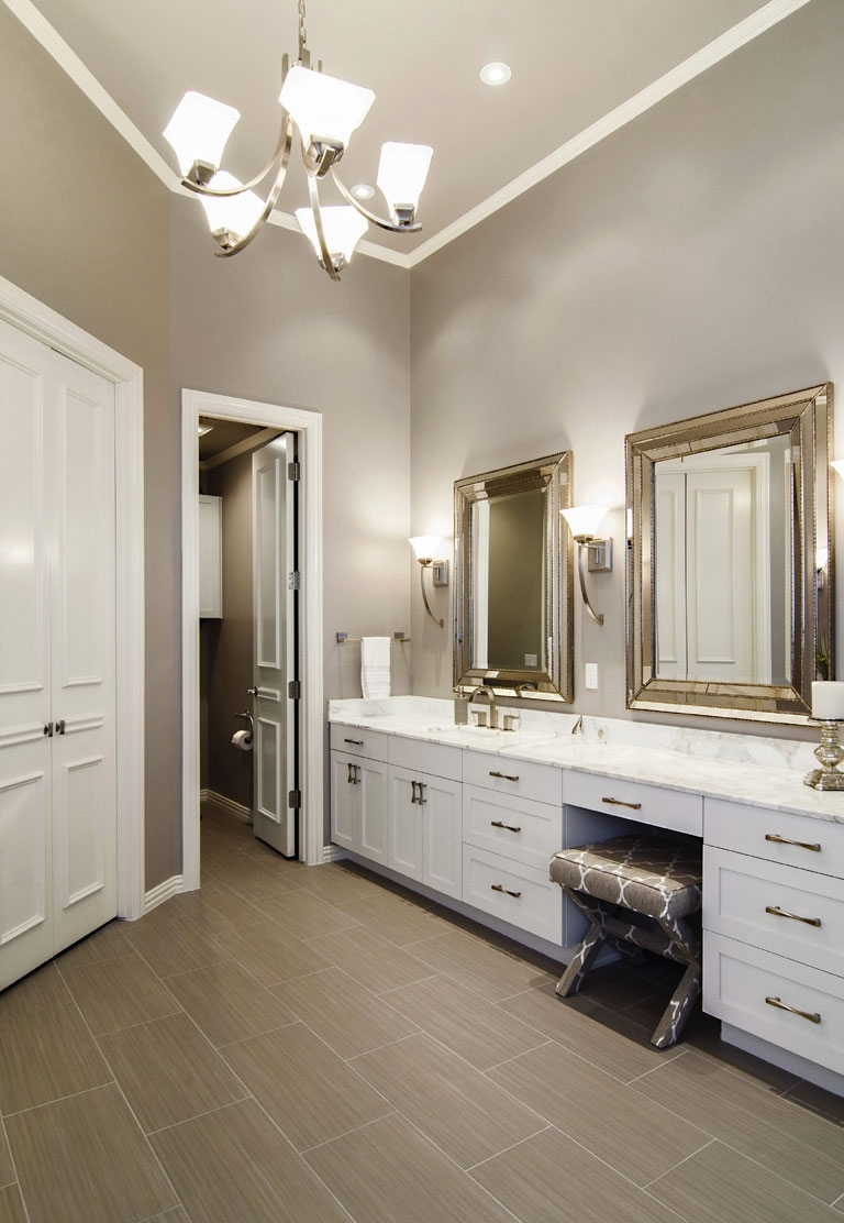 Bathroom Chandelier Wall Lights For Most Popular Chandeliers Design : Amazing Minka Lavery Wall Lights And Chandelier (View 3 of 20)