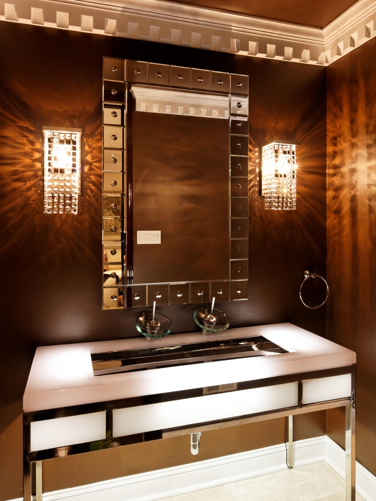 Bathroom Chandelier Wall Lights In Famous 10 Things You Must Know: Accent Lighting (View 12 of 20)