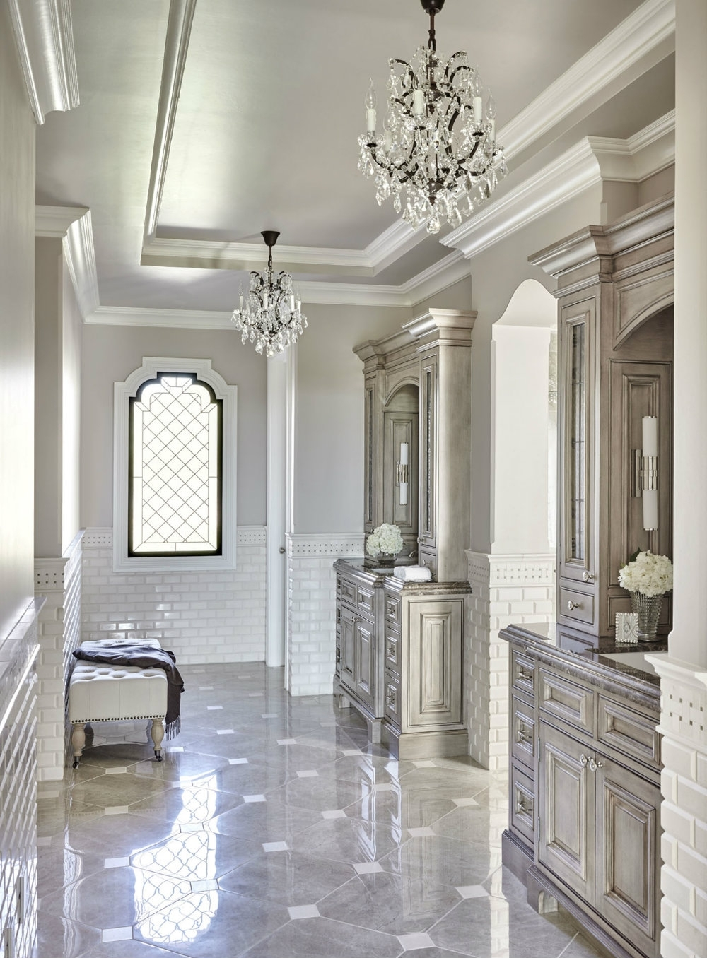 Bathroom Chandeliers With Preferred Astonishing Bathroom Chandeliers For A Luxury Bathroom – Modern (View 19 of 20)