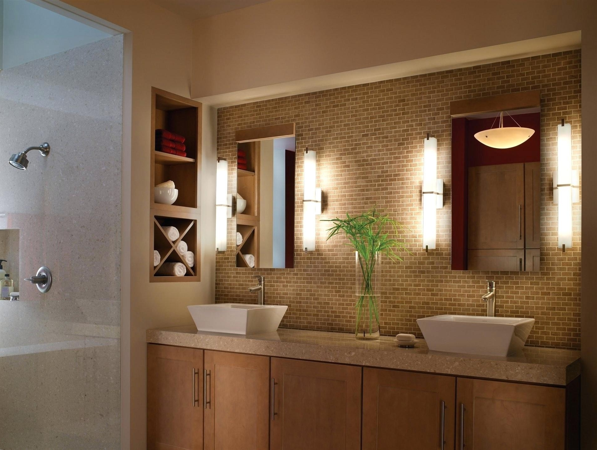 Bathroom Safe Chandeliers Regarding Widely Used Chandeliers In Bathrooms Pictures Cheap Bathroom For Chandelier (View 12 of 20)