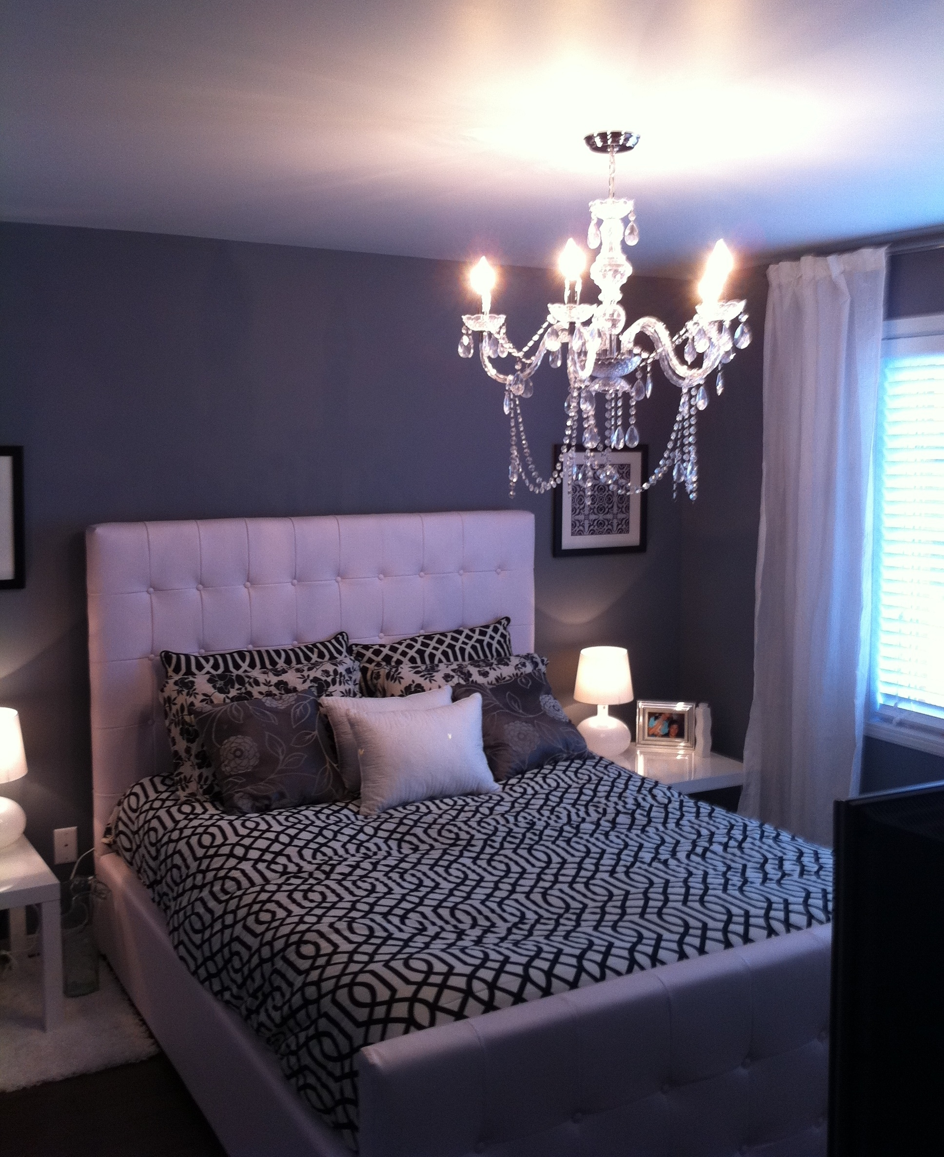 Bedroom Chandeliers Throughout Latest Chandelier (View 7 of 20)