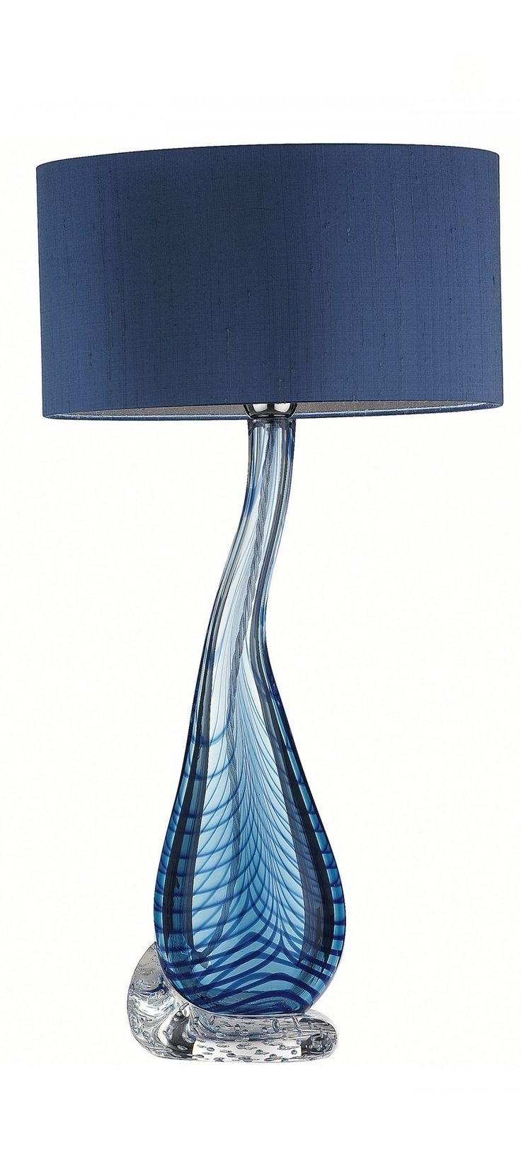 "Best And Newest 78 Best ""blue Lamp"" Images On Pinterest (View 3 of 20)"
