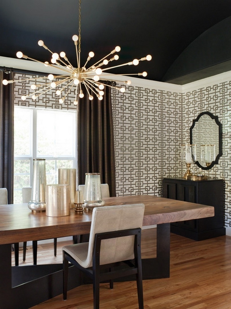 Best And Newest Dining Room Hanging Lights Cathedral Ceiling Lighting Options Living Within Chandelier Lights For Living Room (View 20 of 20)