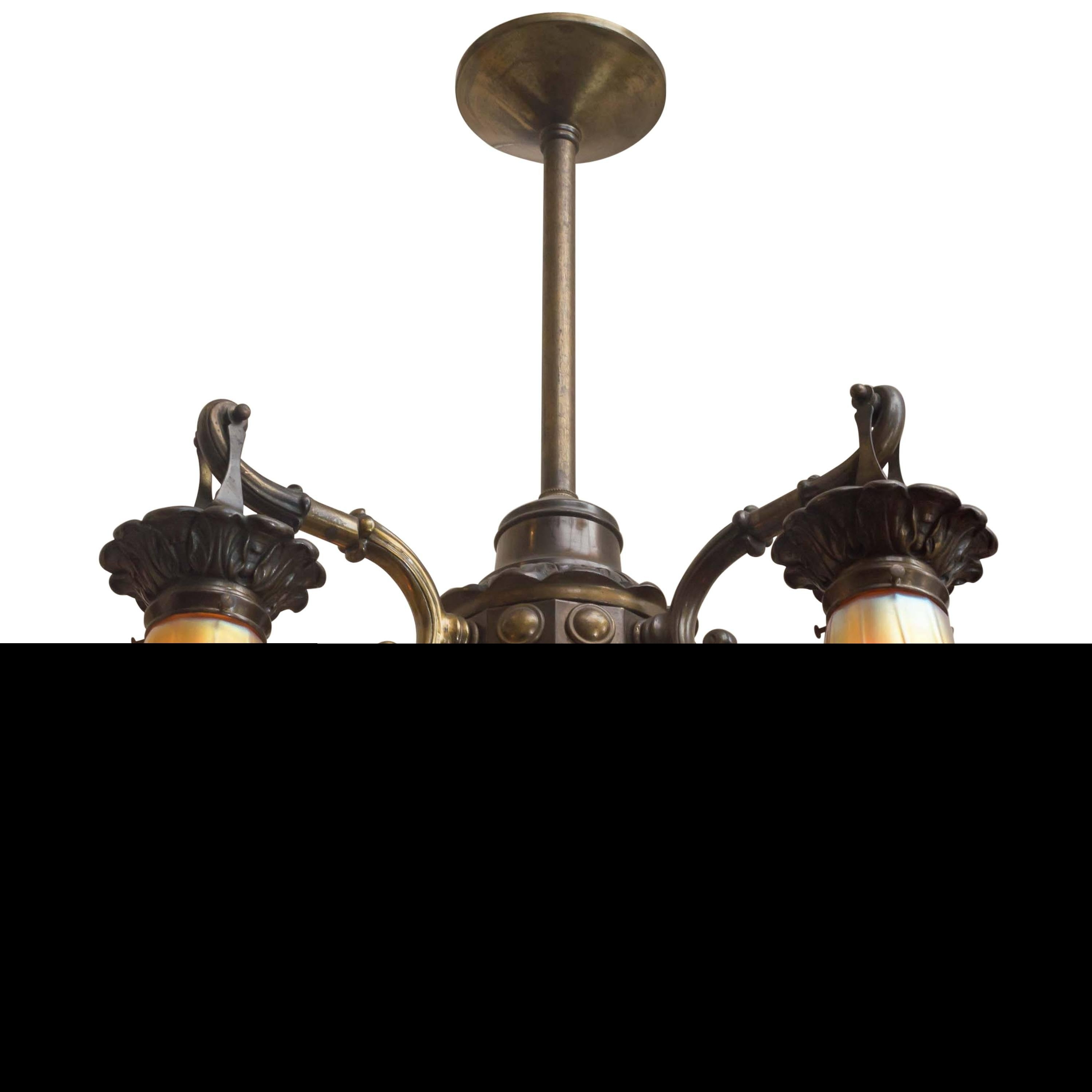 Best And Newest Edwardian Chandelier In Four Arm Edwardian Chandelier At 1Stdibs (View 1 of 20)