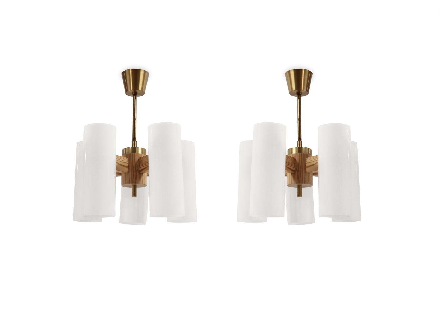Best And Newest Scandinavian Chandeliers For Scandinavian Chandeliersuno & Osten Kristiansson For Luxus (View 13 of 20)