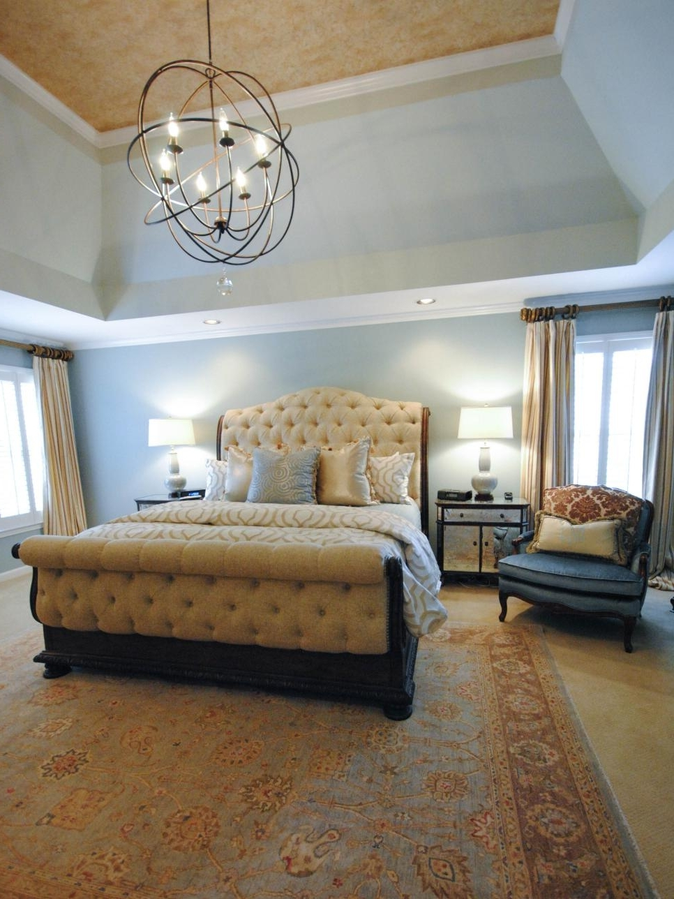 Black Chandelier Bedroom Pertaining To Latest Chandelier: Amazing Chandeliers For Bedrooms Mini Chandelier Lowes (View 16 of 20)