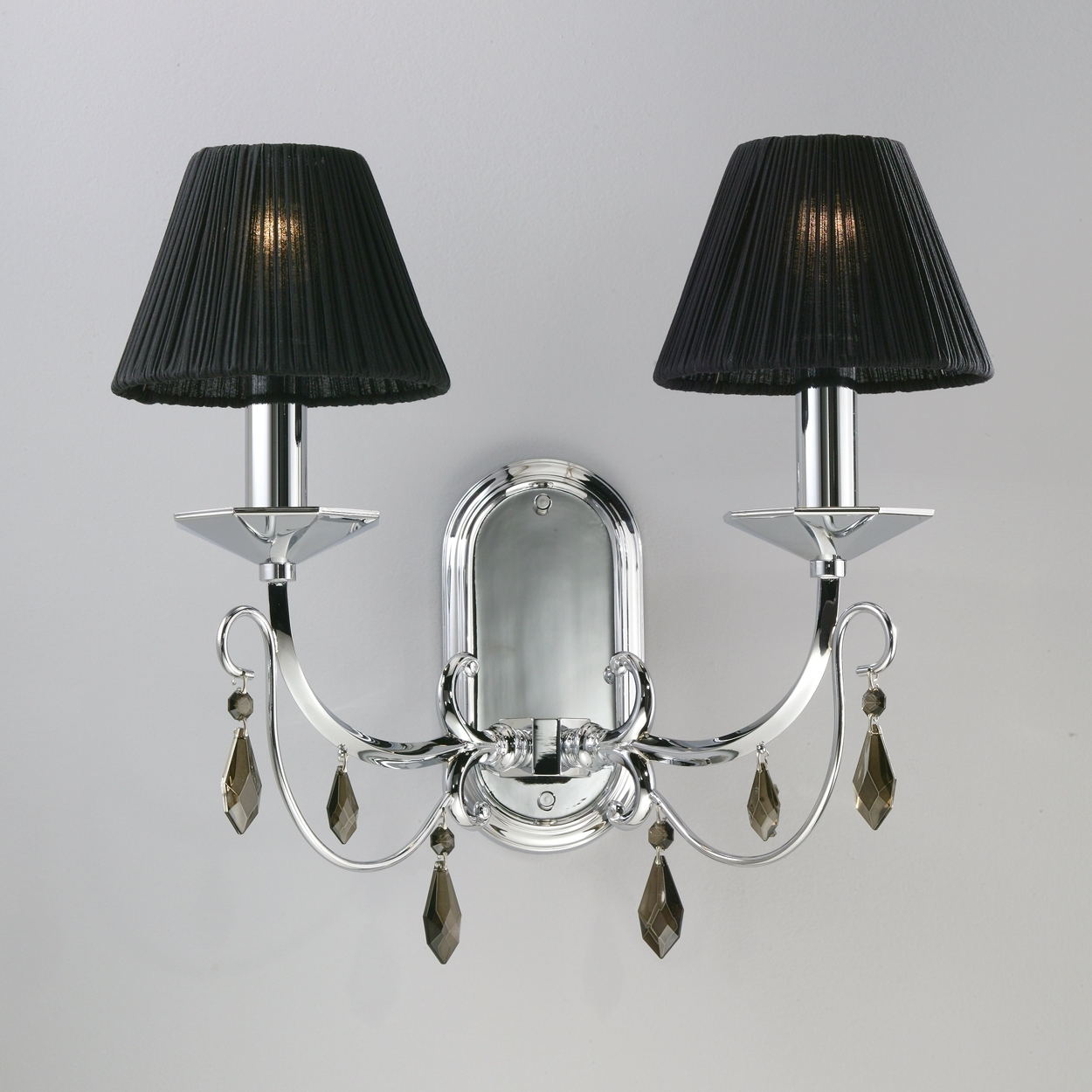 Black Clip On Lamp Shades – Lamp Design Ideas Regarding Well Known Chandelier Lamp Shades Clip On (View 8 of 20)