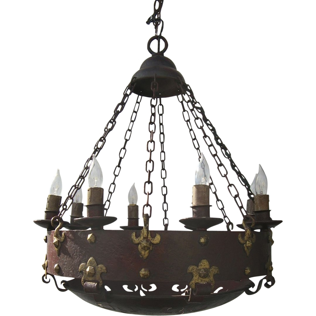 Black Gothic Chandelier – Chandelier Designs For Famous Black Gothic Chandelier (View 5 of 20)