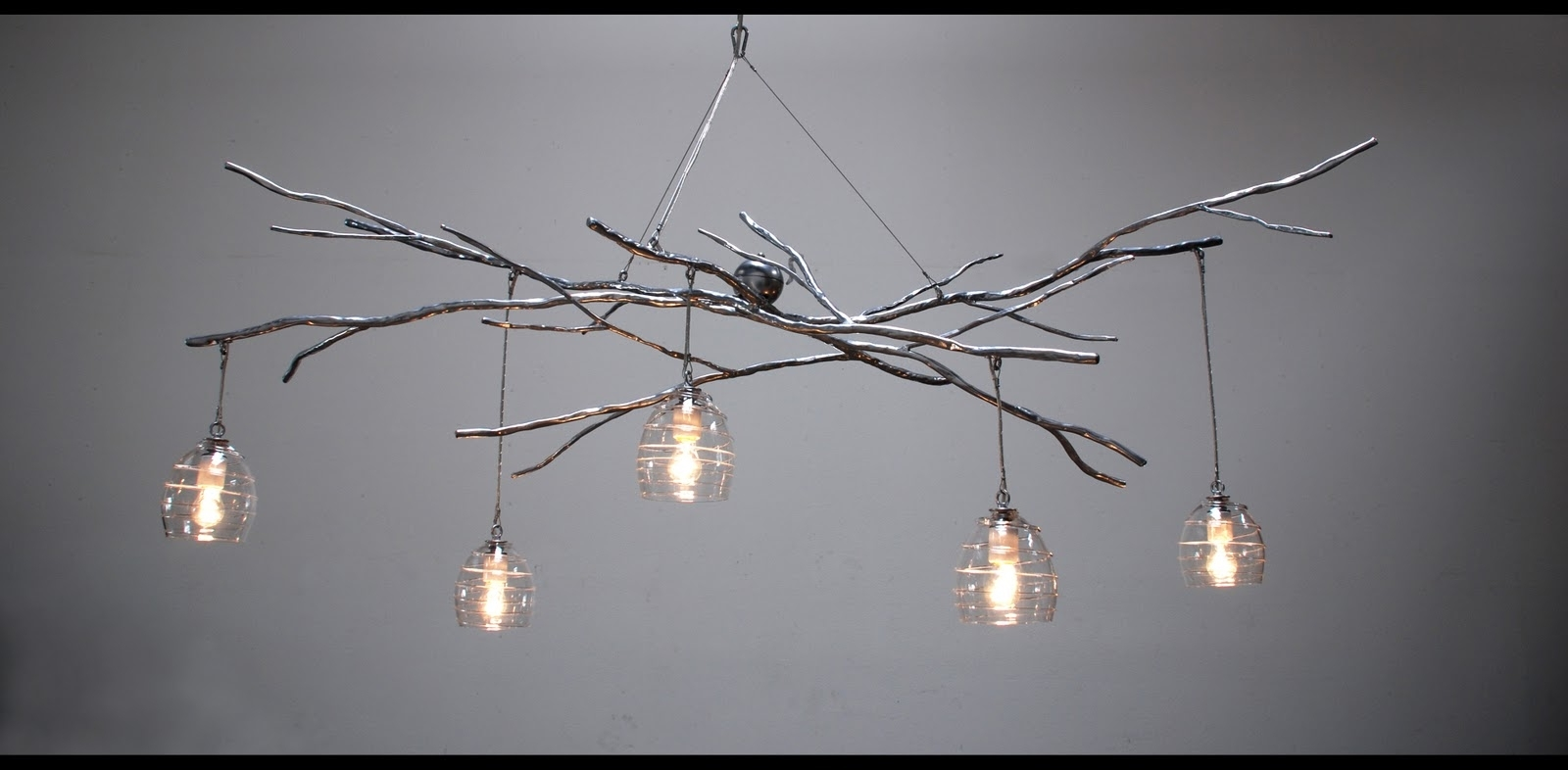 Branch Chandeliers Throughout 2018 10 Rooms: Woodland Chandelier – Sculptural Lighting (View 7 of 20)