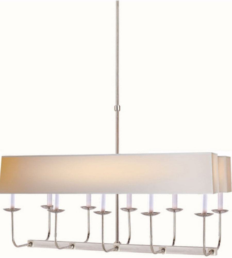 Branched Chandelier Intended For Well Known Visual Comfort Sl 5863Pn Np2 E. F (View 8 of 20)