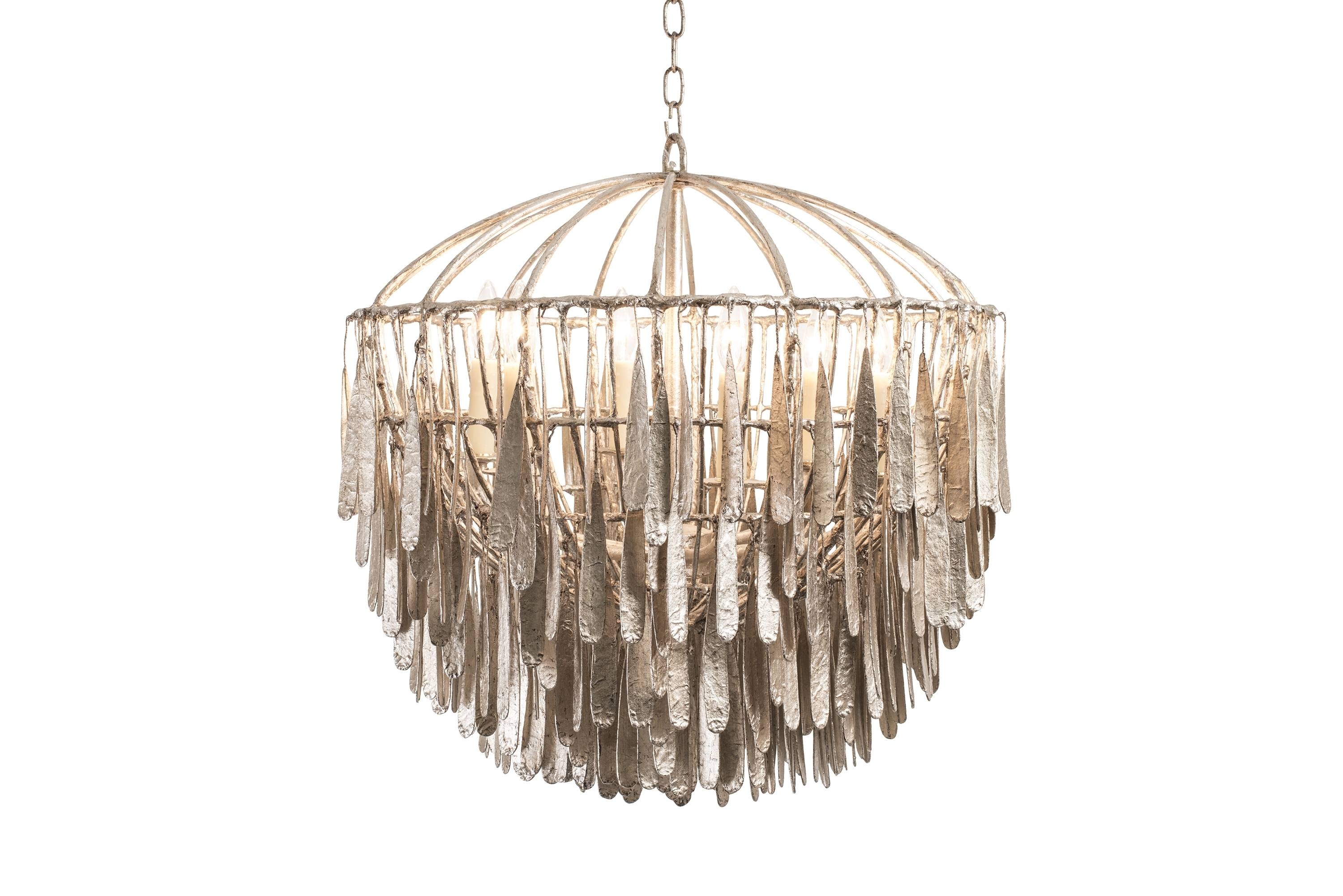 Cage Chandeliers For Best And Newest Modern Round Chandeliers (View 13 of 20)