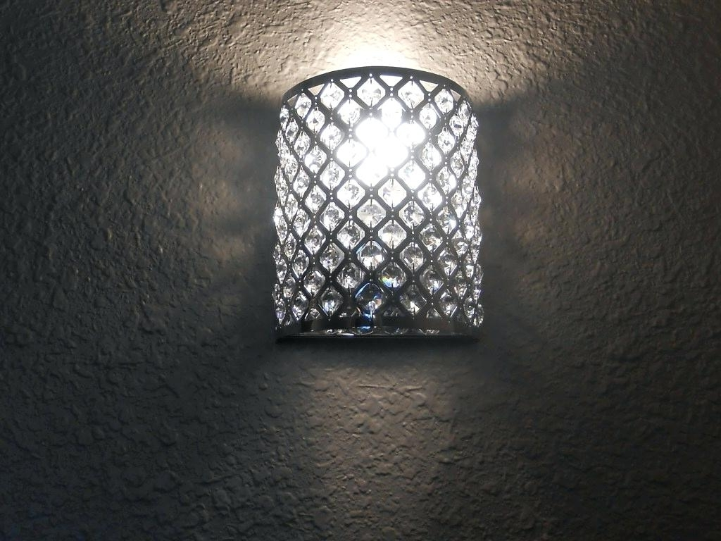 Candle Chandelier Wall Sconce And Matching Lights Crystal Kitchen Intended For Preferred Black Chandelier Wall Lights (View 17 of 20)