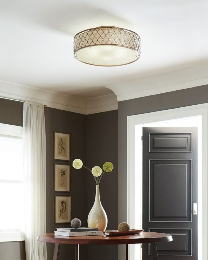 Ceiling Light The 25 Best Low Ceiling Lighting Ideas On Pinterest In Widely Used Low Ceiling Chandeliers (View 3 of 20)