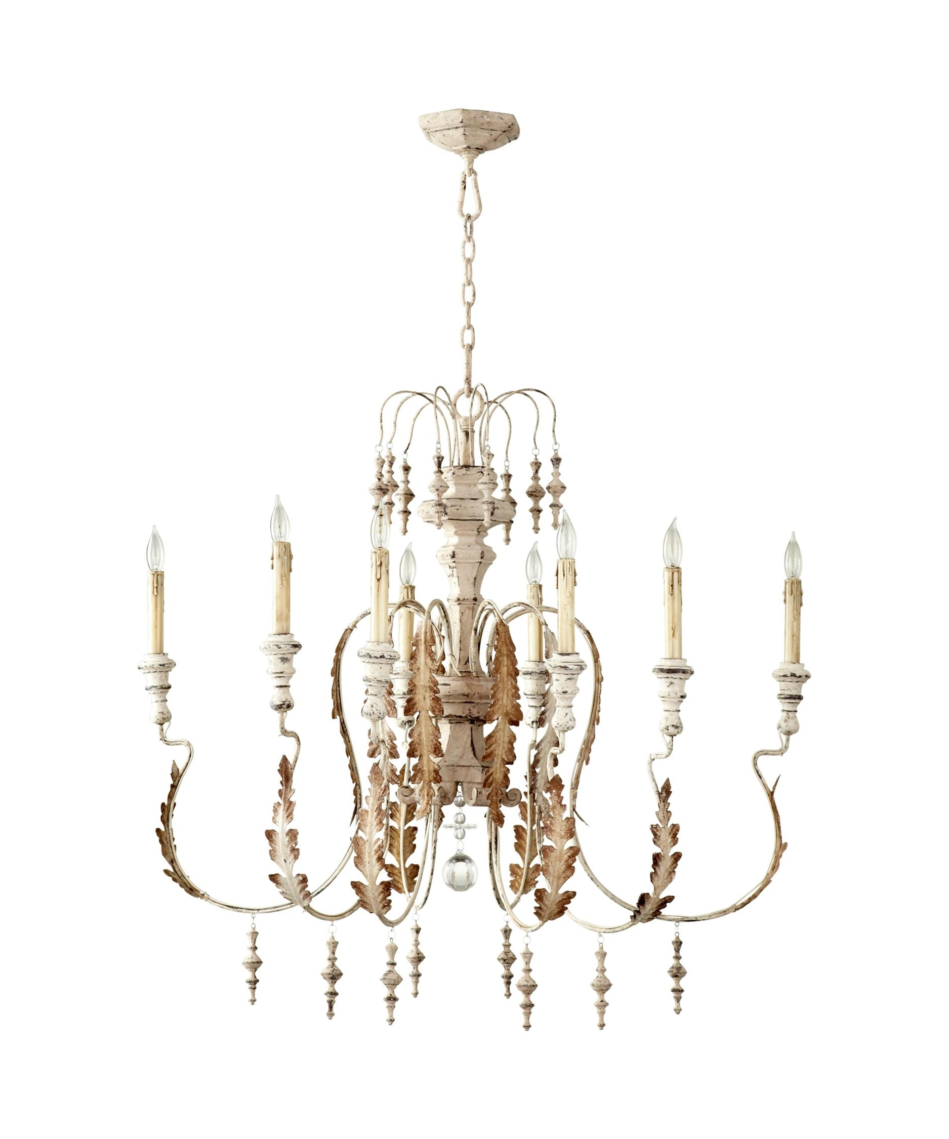 Chandelier Accessories In Most Recent Barry Wooley Designs (View 3 of 20)