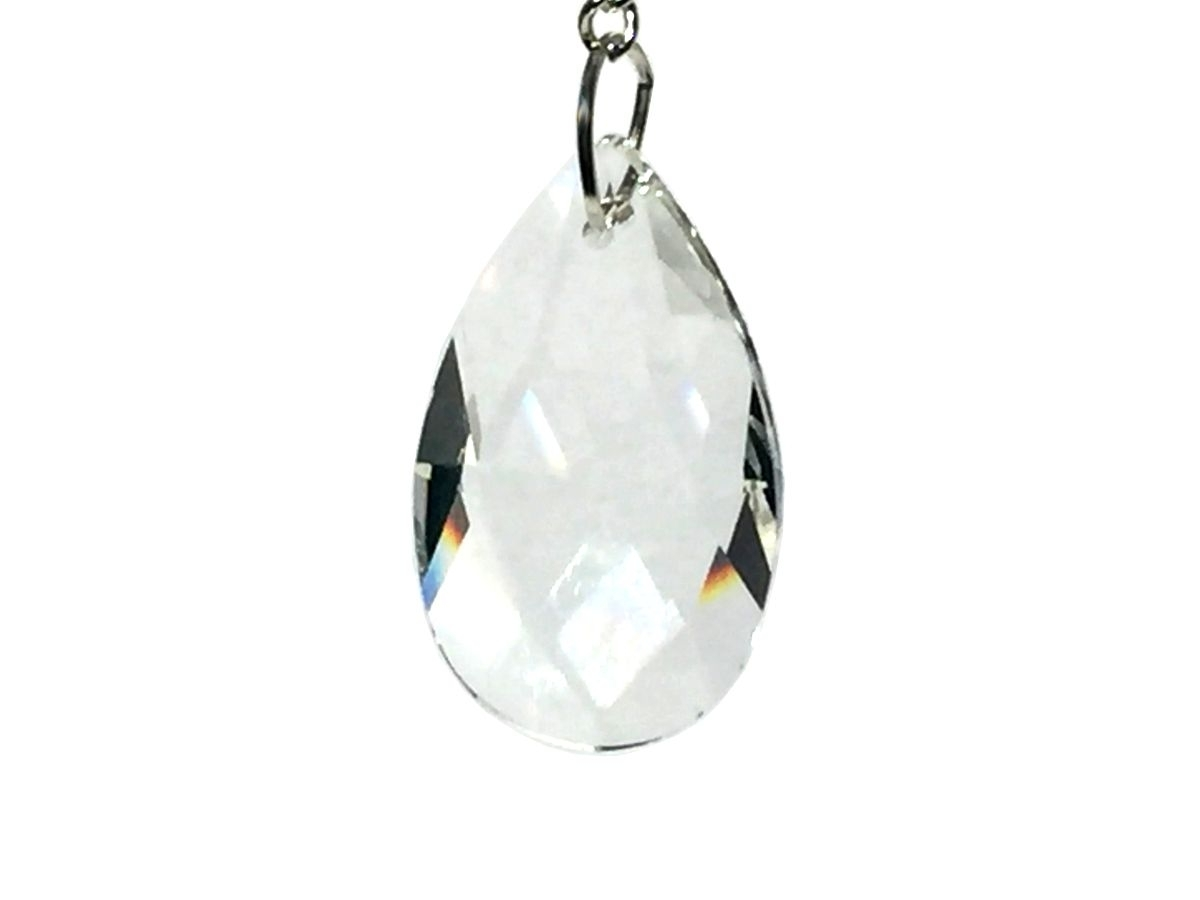 Chandelier Accessories Within Widely Used Crystal Teardrops Eimass Chandelier Parts Accessories Sun Catcher (View 6 of 20)