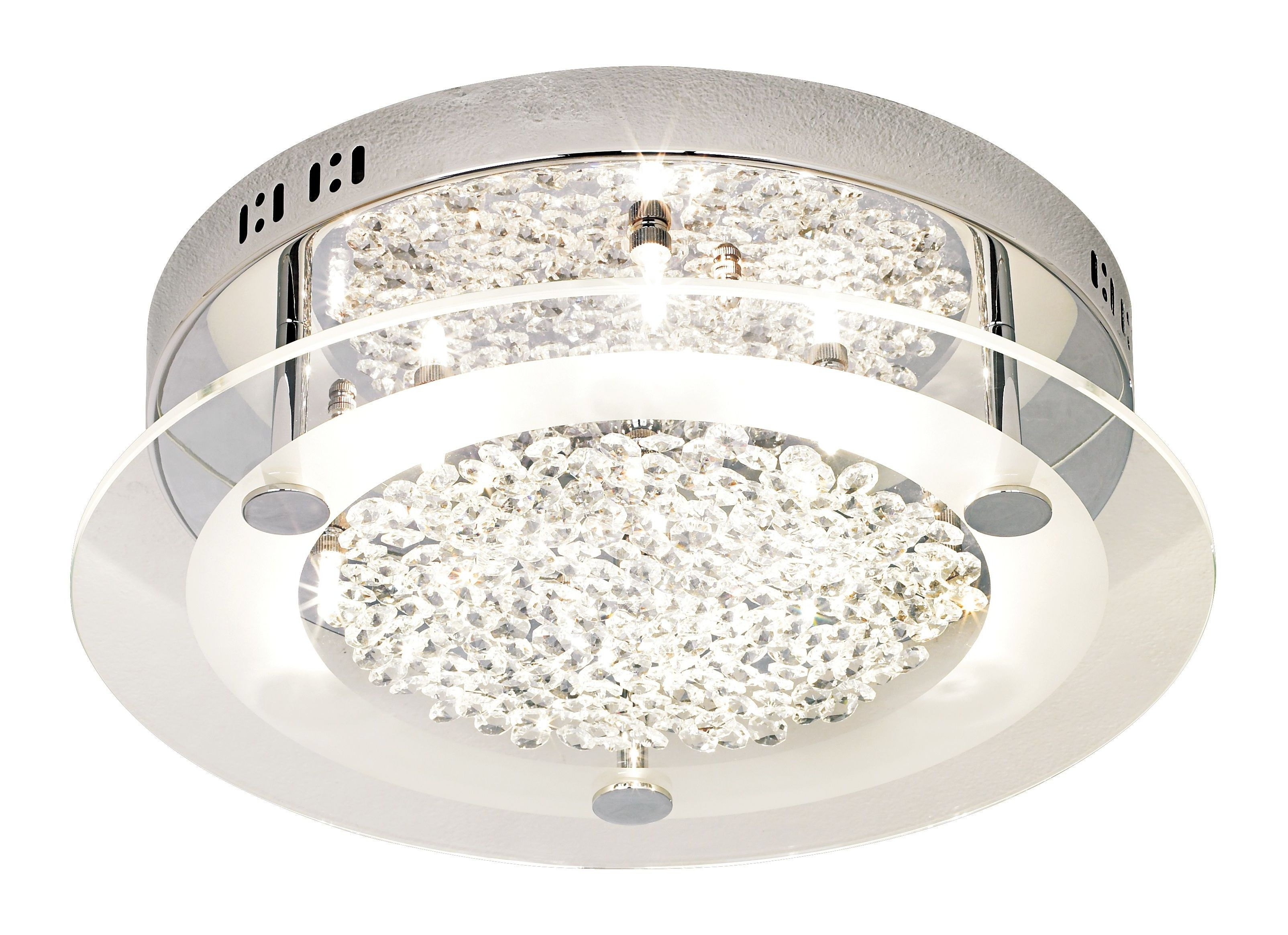Chandelier Bathroom Ceiling Lights With Regard To Famous Stunning Bathroom Exhaust Fan With Light And Timer (View 6 of 20)