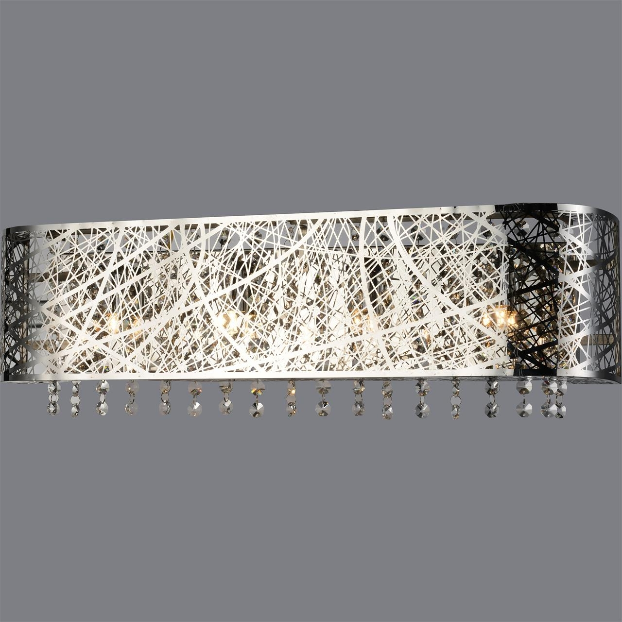 Chandelier Bathroom Vanity Lighting Intended For 2019 Brizzo Lighting Stores (View 5 of 20)