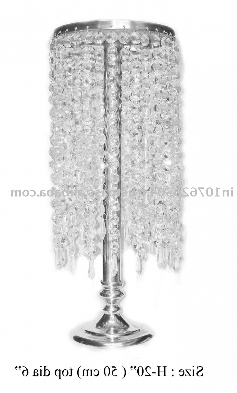 Chandelier Ideas In Most Current Crystal Table Chandeliers (View 2 of 20)
