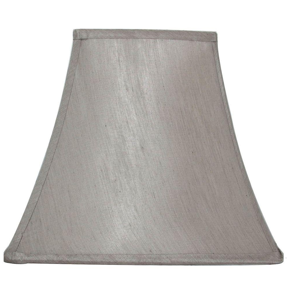 Chandelier Lamp Shades Pertaining To Newest Replacement Lamp Shades Black Lamp Shades Grey Lamp Shades Crystal (View 3 of 20)