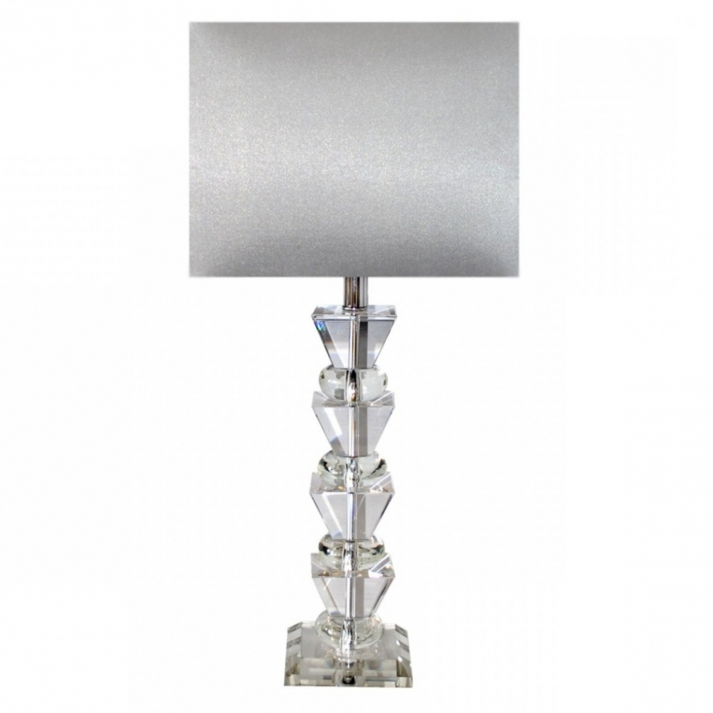 Chandelier ~ Lamps : Navy Table Lamp Chandelier Crystal For Bedroom Regarding Most Up To Date Crystal Table Chandeliers (View 6 of 20)