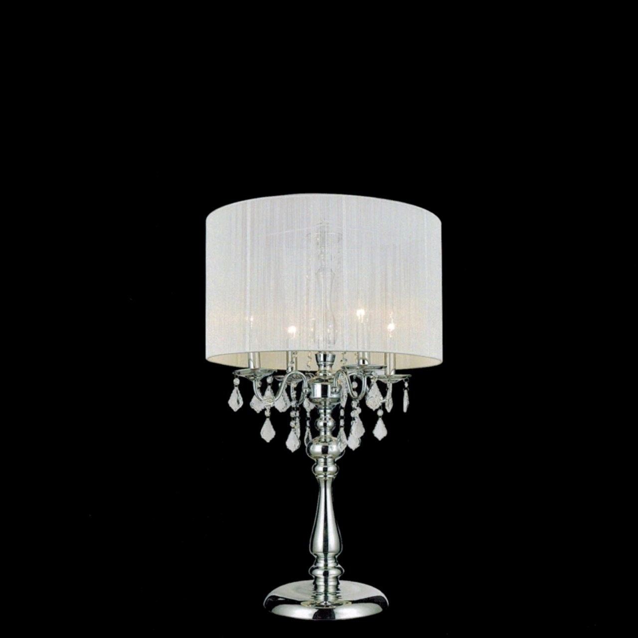 Chandelier Lampshades Inside Most Up To Date Chandelier Lamp Shades With Crystals : Furniture Decor Trend – Best (View 5 of 20)