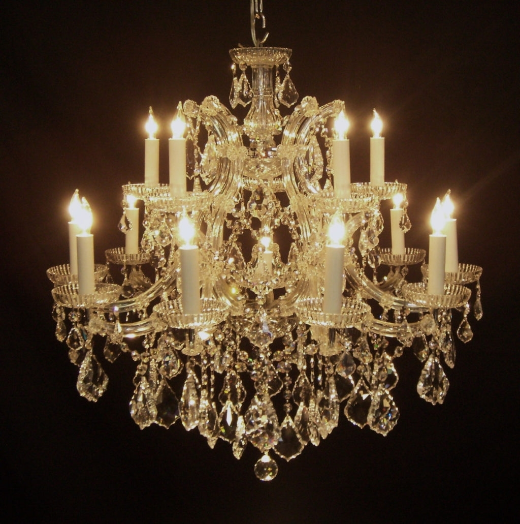 Chandelier Pertaining To Italian Chandeliers Style (View 2 of 20)