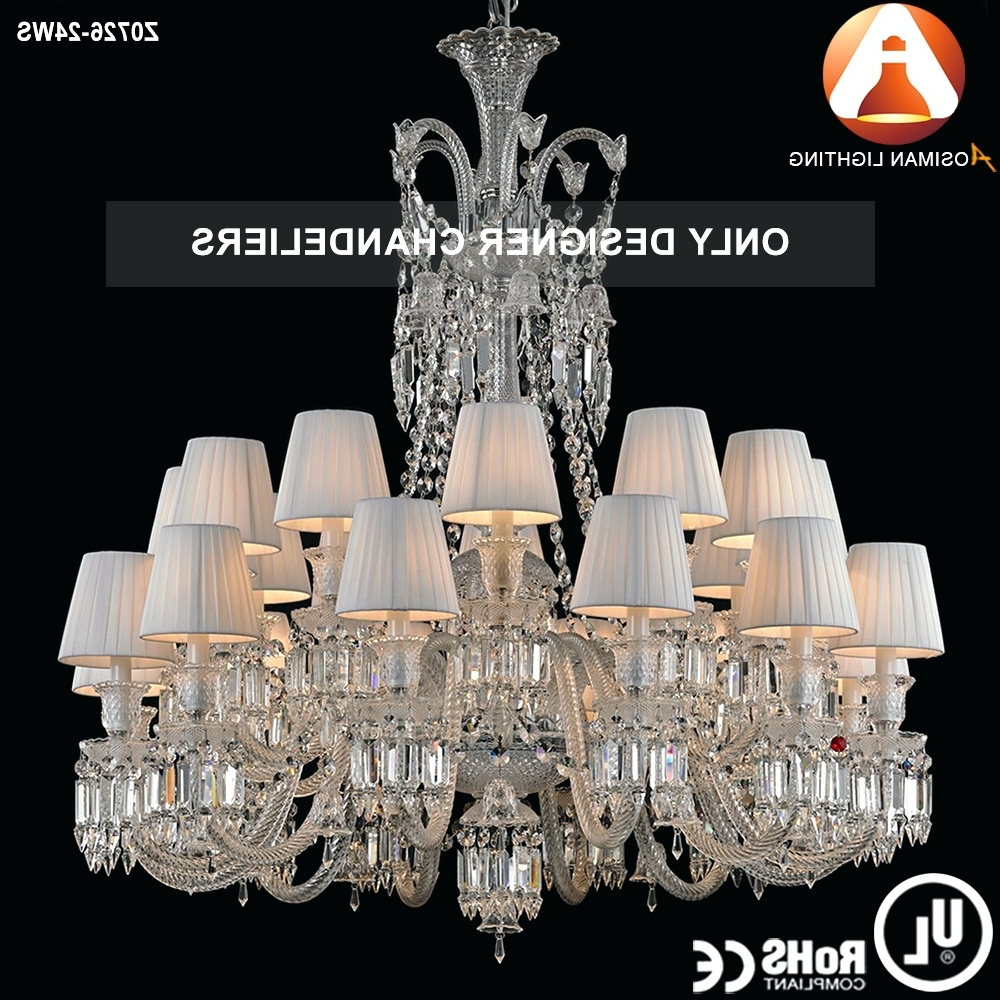Chandeliers ~ Baccarat Chandelier Baccarat Chandelier Suppliers And Within Most Recently Released Murano Chandelier Replica (View 17 of 20)