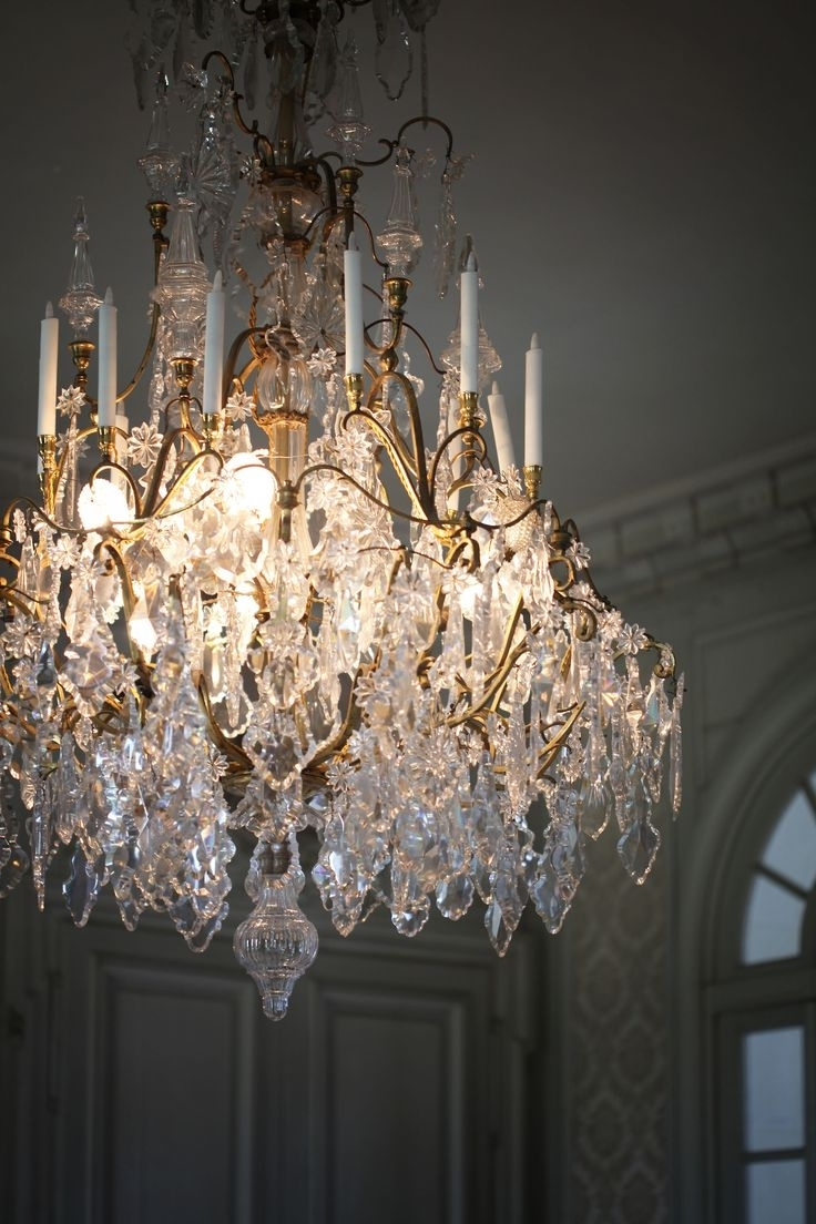Chandeliers, Crystals And (View 6 of 20)