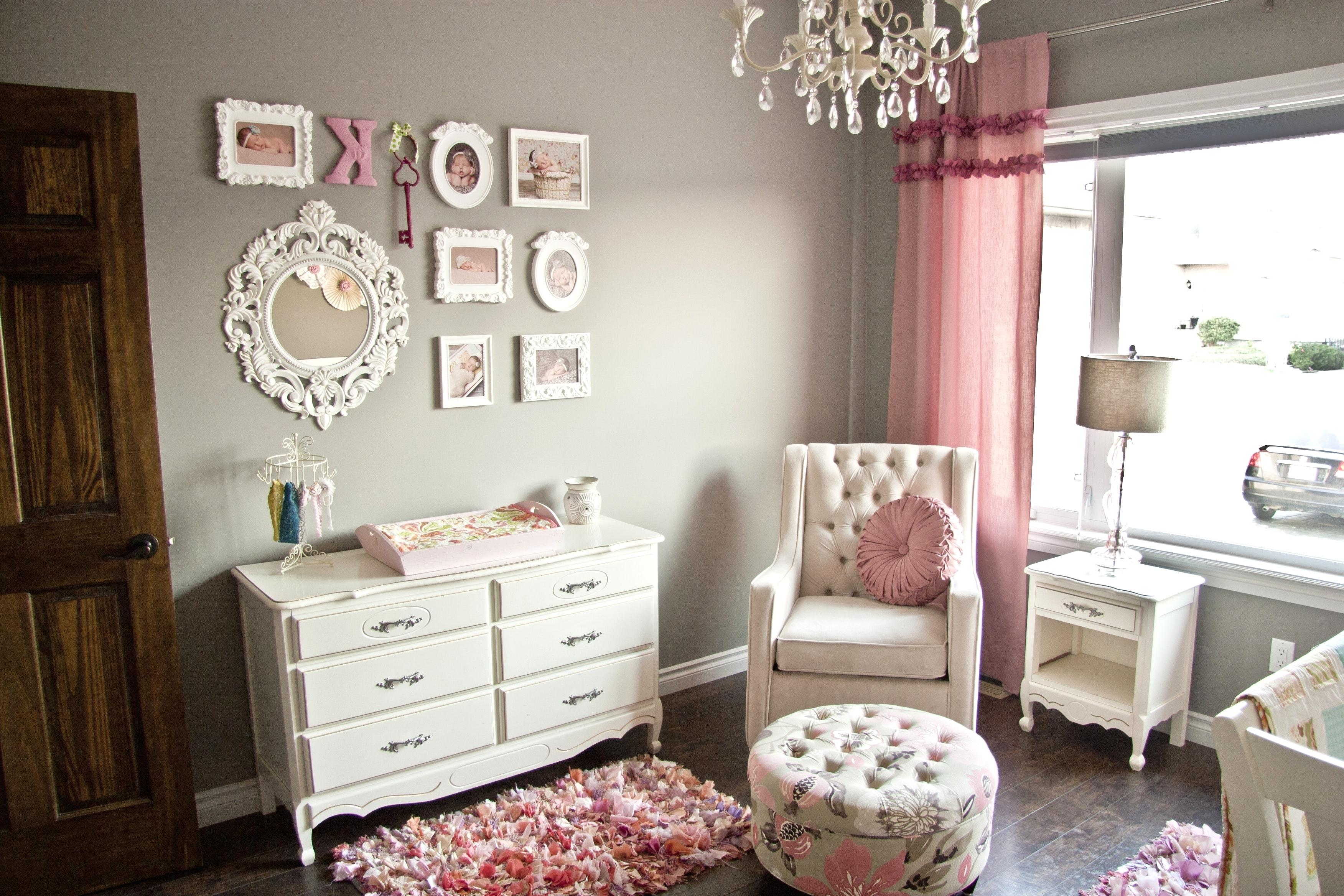 Chandeliers Design : Amazing Baby Girl Room Chandelier With Kid For Current Chandeliers For Baby Girl Room (View 5 of 20)
