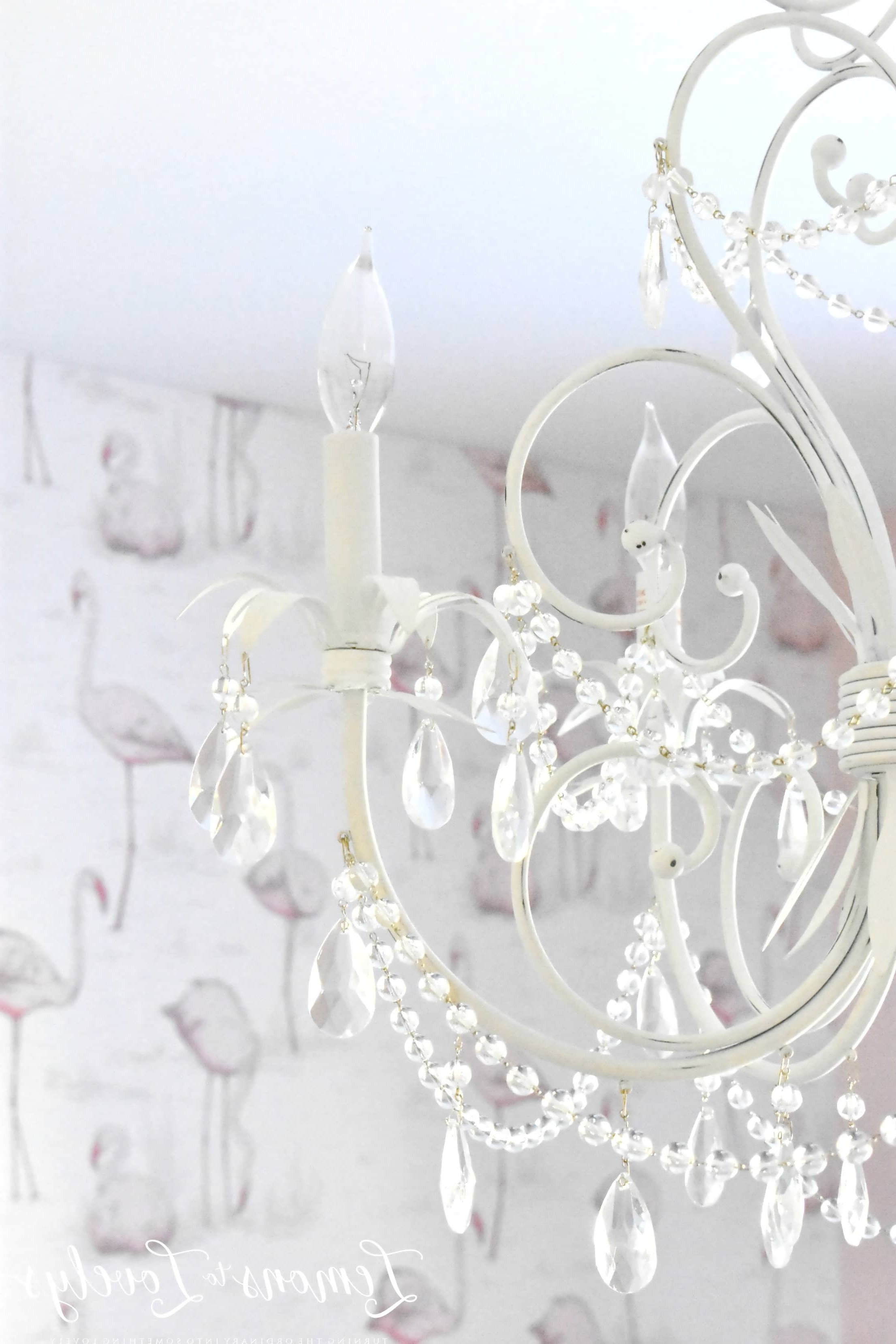 Chandeliers Design : Amazing Chandelier For Baby Girl Room Rustic Throughout Best And Newest Chandeliers For Kids (View 4 of 20)