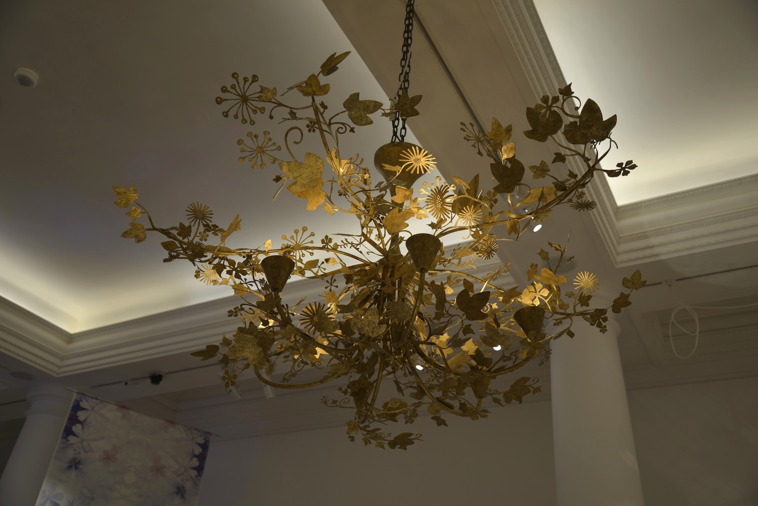 Chandeliers Design : Amazing Modern Chandeliers For Dining Room Tree Throughout Popular Lucinda Branch Chandelier (View 1 of 20)