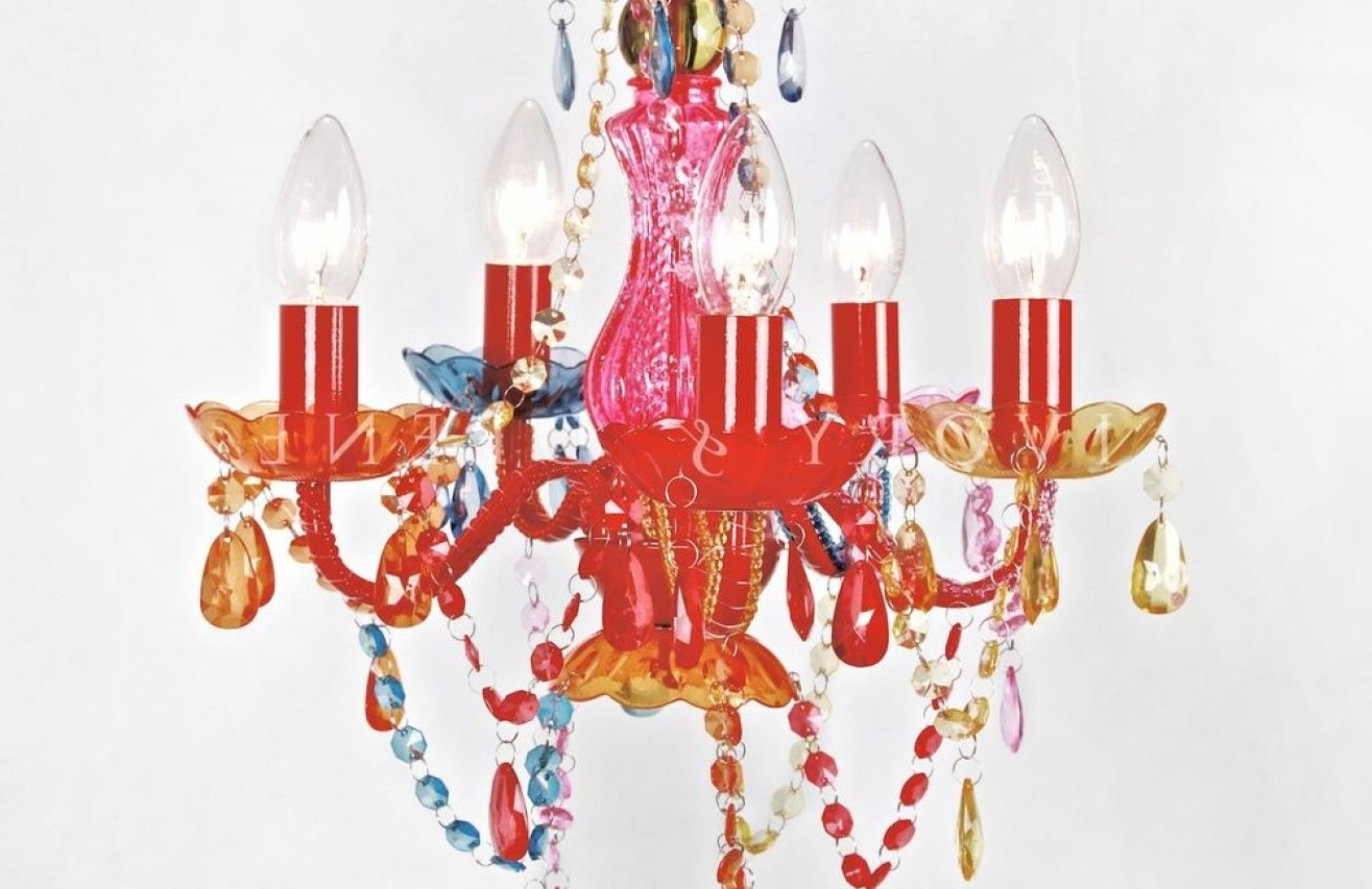 Chandeliers Design : Fabulous Coloured Chandeliers Stunning Light Regarding Famous Coloured Chandeliers (View 3 of 20)