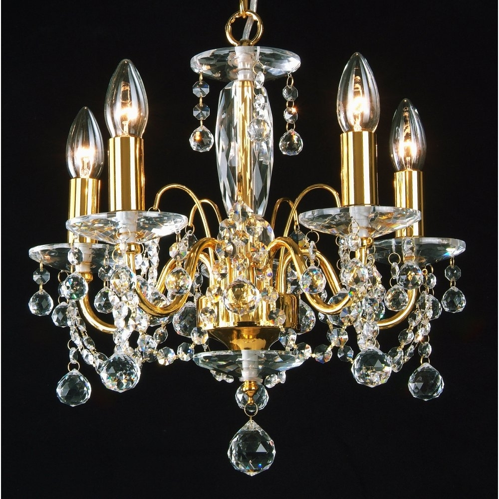 Chandeliers Design : Fabulous Terrific Gold Chandeliers Small In 2019 Crystal Gold Chandeliers (View 3 of 20)