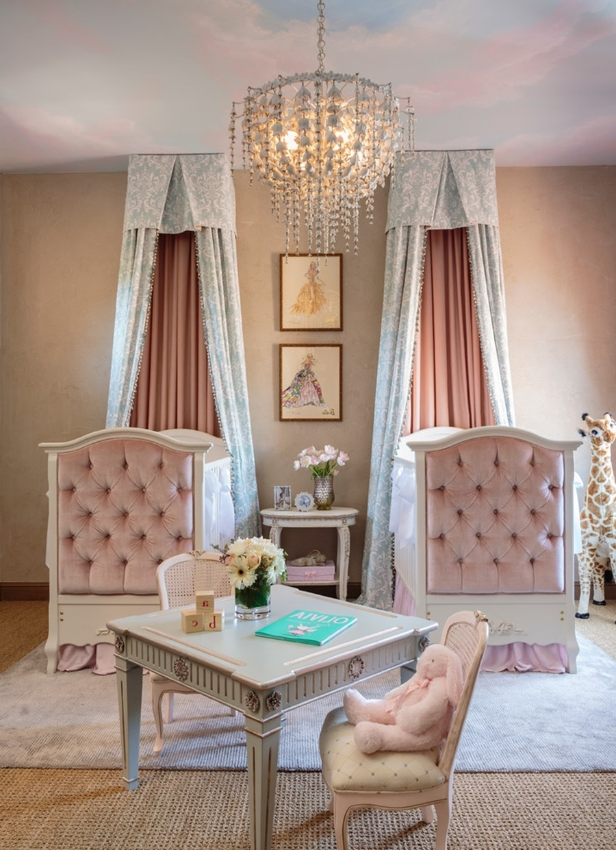 Chandeliers Design : Marvelous Luxury Girls Chandelier For Room Best Intended For Preferred Cheap Chandeliers For Baby Girl Room (View 5 of 20)