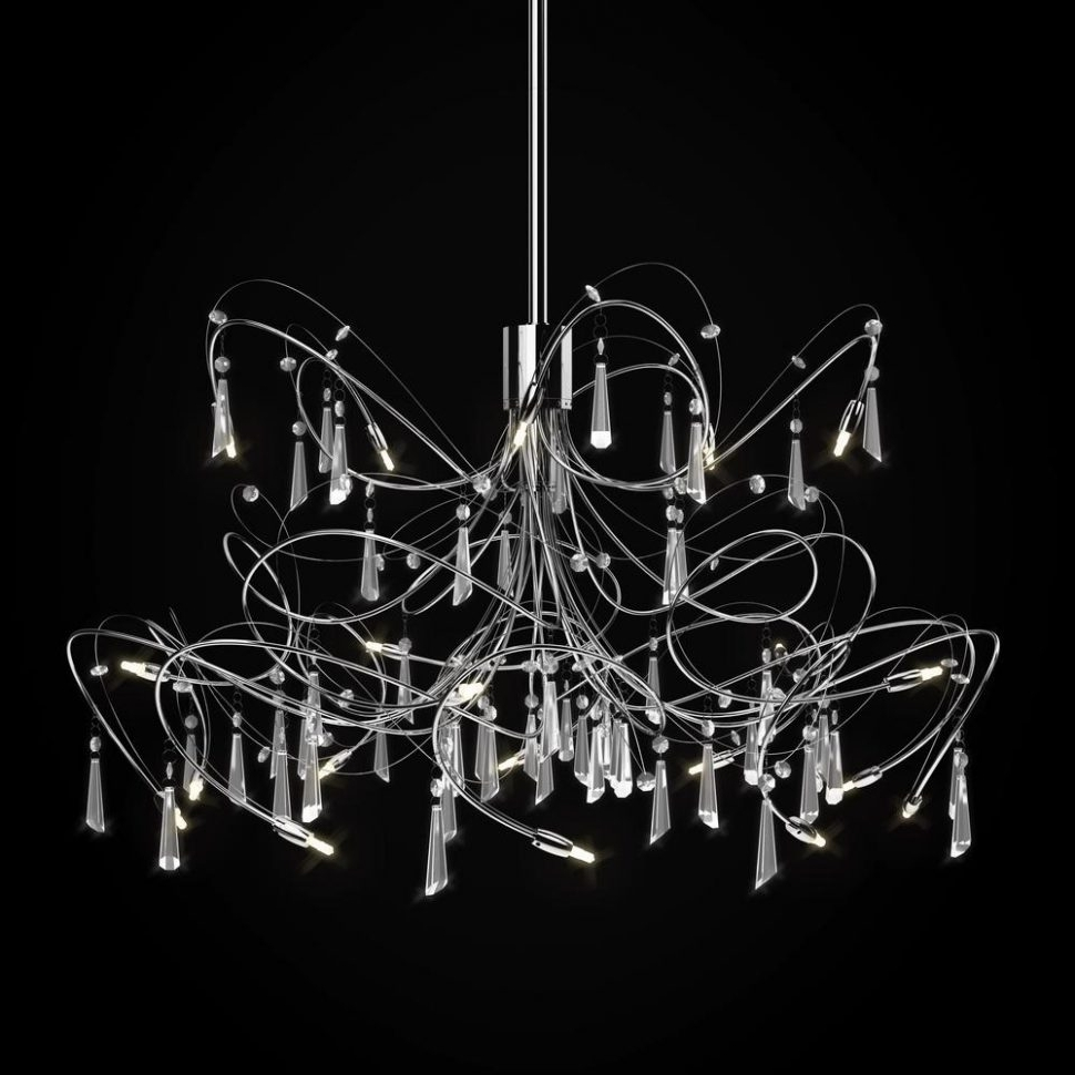 Chandeliers Design : Wonderful V Led Chandelier Lighting Artika Intended For Preferred Costco Chandeliers (View 3 of 20)