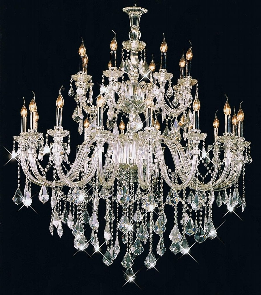 Chandeliers – Dining Room (View 4 of 20)
