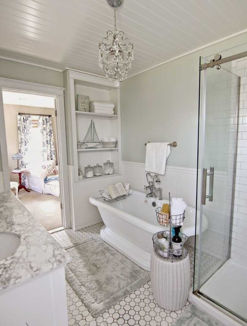 Chandeliers For Bathrooms With Regard To Most Recently Released Small Chandeliers For Bathrooms & Complete Ideas Example (View 3 of 20)